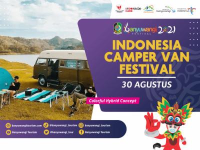 Indonesia Camper Van Festival