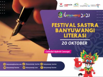 Festival Sastra Banyuwangi Literasi