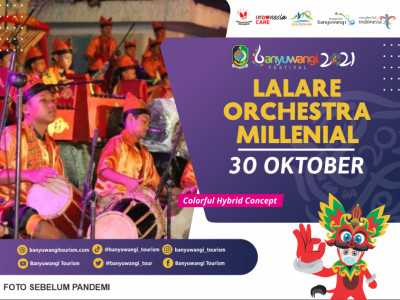 Lalare Orchestra Millenial