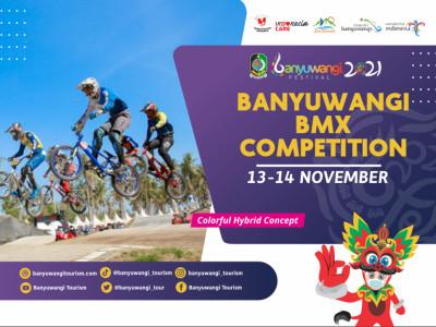 Banyuwangi BMX Competition