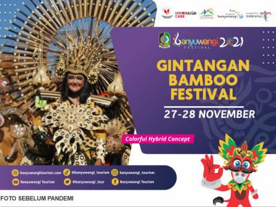 Gintangan Bamboo Festival