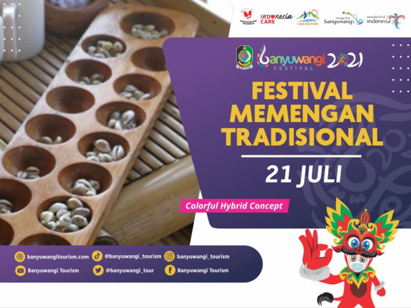 Festival Memengan Tradisional