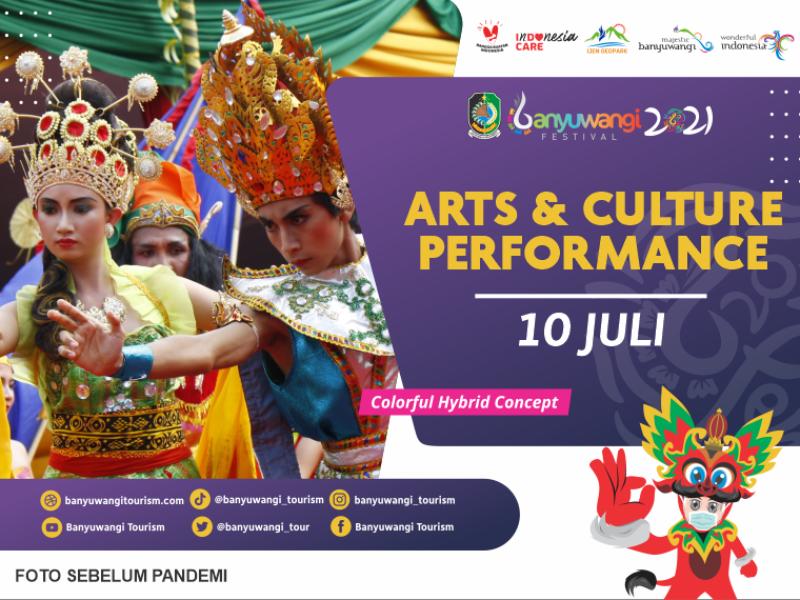 Arts & Culture Performance