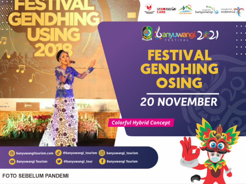 Festival Gendhing Osing