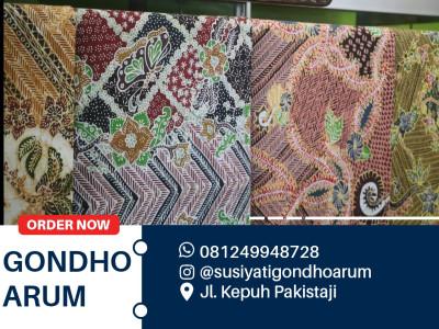 Batik Gondho Arum