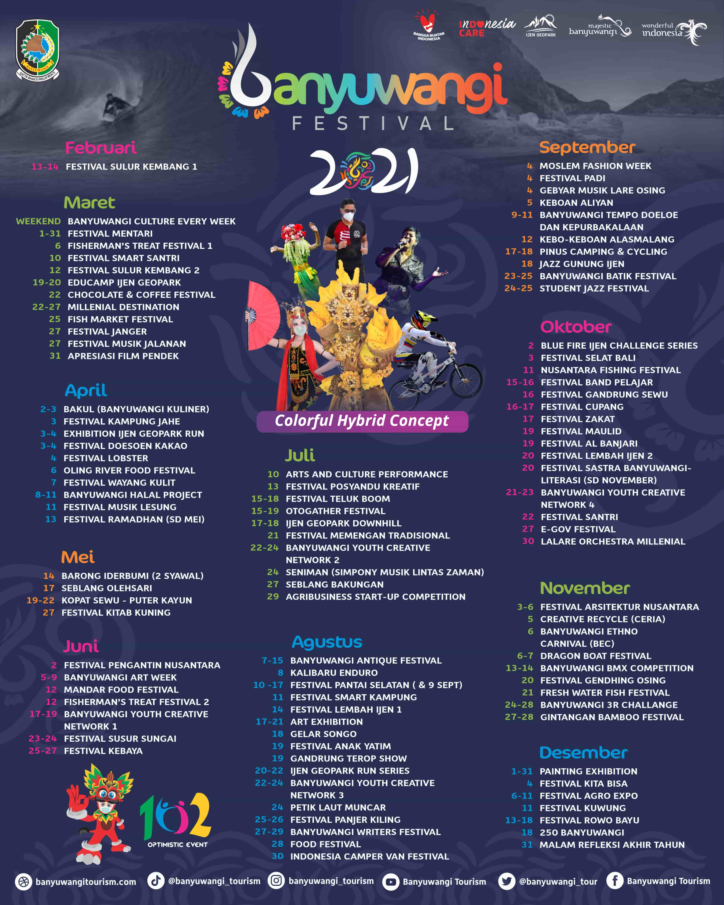 kalender festival