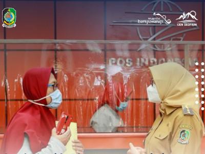 Gratis Ongkir Ditanggung Pemkab, Usaha Mikro-Kecil Banyuwangi Gembira Tambah Laris