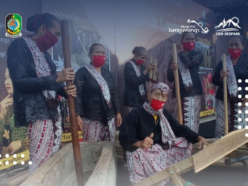 """Upaya Melestarikan Budaya """"Othekan"""", Banyuwangi Menghadirkan Festival Lesung 2021"""