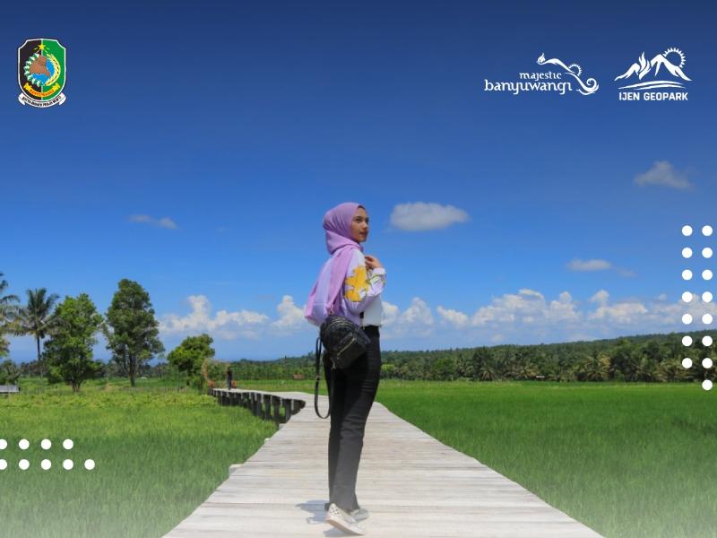 Wisata dan Edukasi di Lereng Gunung Raung, Jembatan Layang Sumberarum Menjadi Jujukan Para Instagramers
