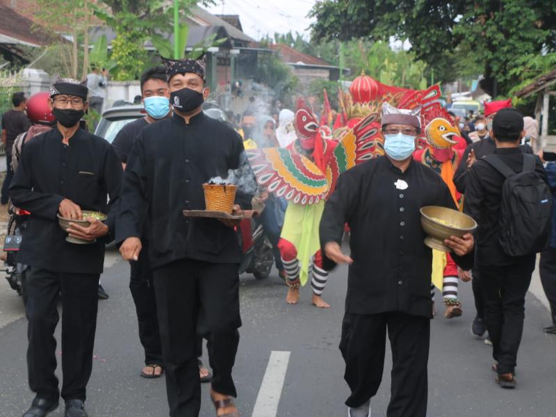 Tradisi barong Ider Bumi, Ritual Tahunan Bersih Desa Tiap 2 Syawal