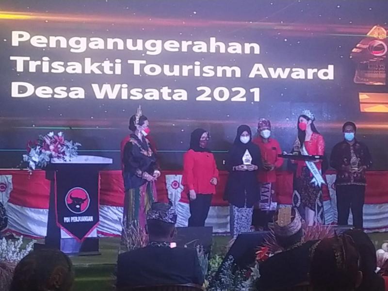 Banyuwangi Raih 4 Penghargaan Sekaligus di Ajang Trisakti Tourism Award 2021